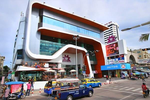 Nên đi Phuket hay Pattaya - Mike Shopping Mall, một nơi mua sắm nổi tiếng ở Pattaya