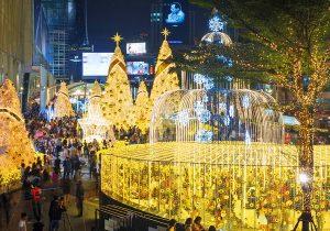 Nên du lịch Bangkok vào thời gian nào? Tháng 12 nếu bạn muốn dự lễ giáng sinh