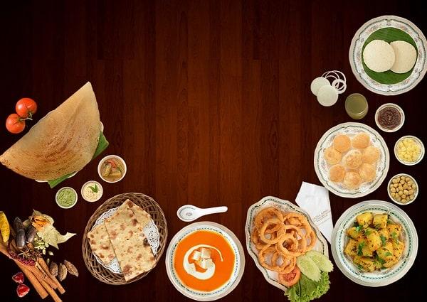 Dosa King, nhà hàng chay ở Bangkok có món Dosa siêu hấp dẫn