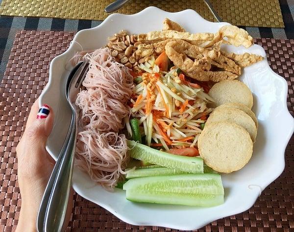 May Veggie Home, quán ăn chay ở Bangkok ngon nhất