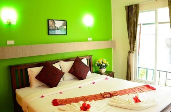 Resort chất lượng tốt ở Koh Phi Phi Chongkhao Resort. Resort giá rẻ ở Koh Phi Phi