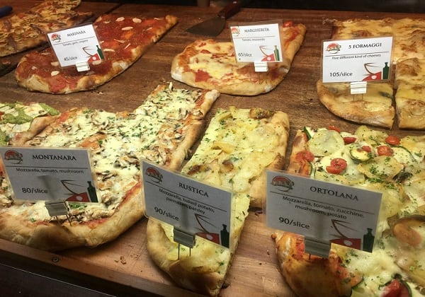 Quán pizza ngon ở Bangkok, Pala Pizza Romana