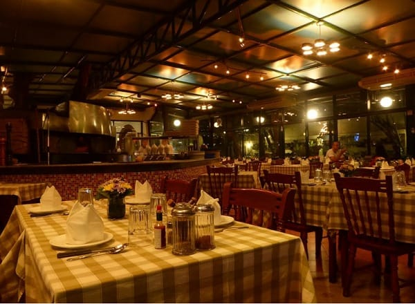 Basilico, quán pizza ngon ở Bangkok mang đúng phong cách Ý
