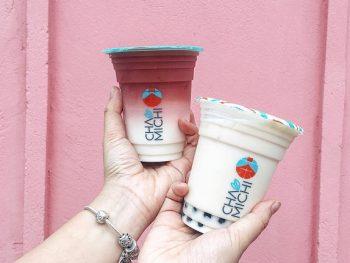 Quán trà sữa ở Bangkok, Chamichi, một trong những quán trà sữa ngon nhất