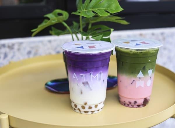 ATM Tea Bar, quán trà sữa ở Bangkok ngon nhất