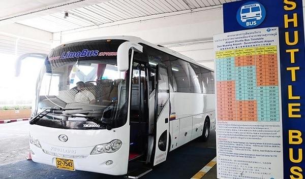 Cách di chuyển từ sân bay Bangkok đến trung tâm thành phố tiết kiệm chi phí. Sân bay quốc tế Suvarnabhumi