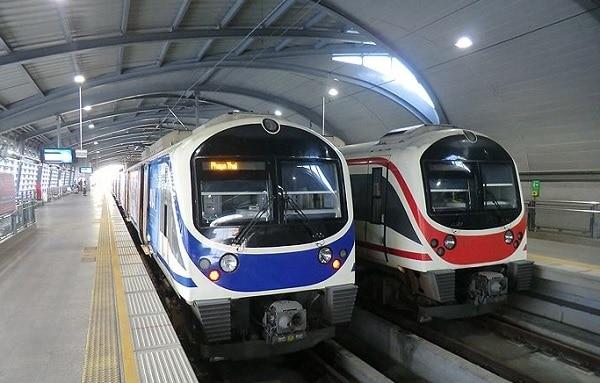 Di chuyển từ sân bay quốc tế Suvarnabhumi đến trung tâm Bangkok bằng cách nào?