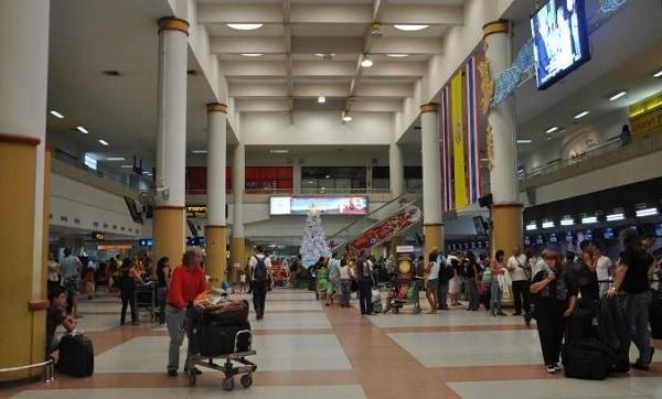 Sân bay quốc tế ở Thái Lan. Sân bay quốc tế Phuket