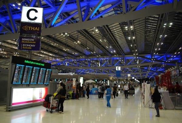 Du lịch Thái Lan tự túc nên bay tới sân bay nào? Sân bay Don Mueang. Sân bay quốc tế ở Thái Lan