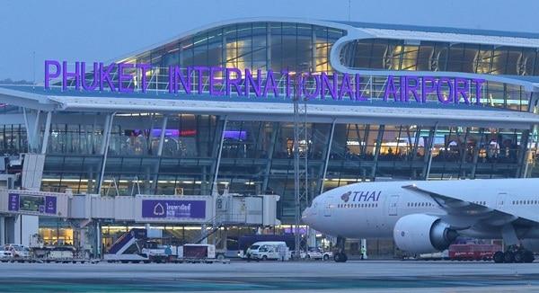 Sân bay quốc tế ở Thái Lan. Sân bay nổi tiếng ở Thái Lan. Sân bay quốc tế Phuket
