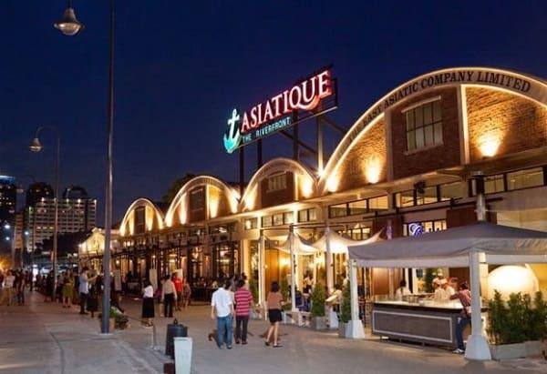 Tour du lịch Bangkok giá rẻ, tour tham quan chợ đêm Asiatique Riverfront