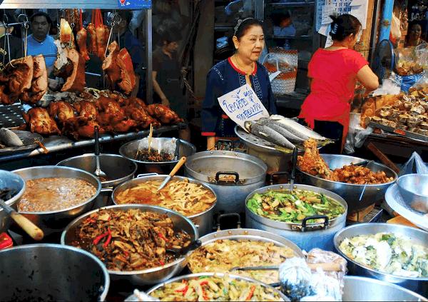 Tour du lịch Bangkok giá rẻ, tour ấm thực Bangkok Chinatown
