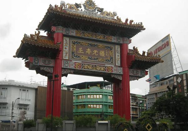 Tour du lịch Bangkok giá rẻ, tour tham quan di sản địa danh cổ Trung Hoa ở Bangkok