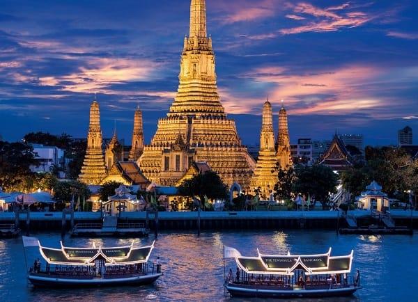 Những tour du lịch Bangkok giá rẻ ở Klook