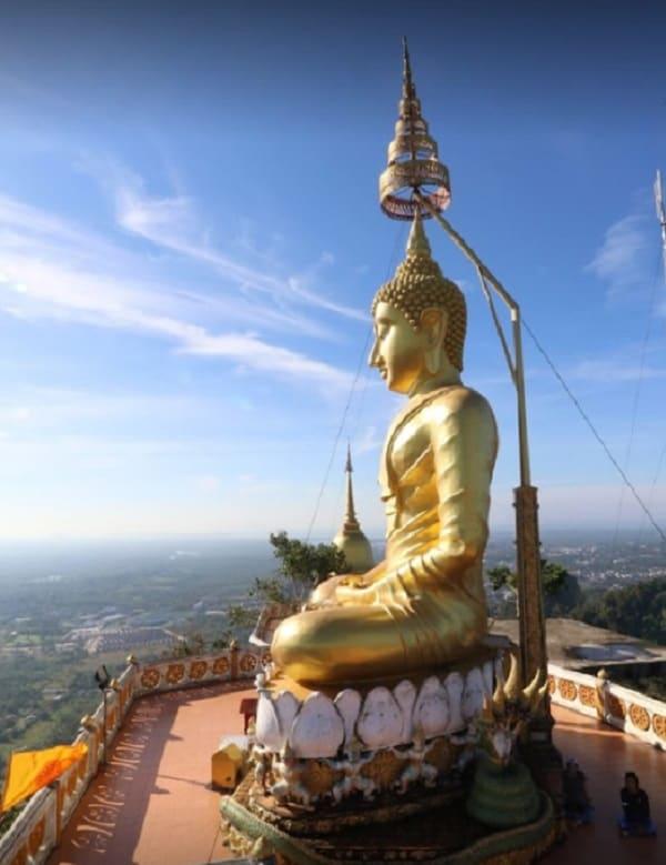 Kinh nghiệm đi đền Tiger Cave Temple. Đến đền Hổ bằng phương tiện nào?