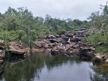 Vườn quốc gia Khao Yai. Vườn quốc gia lớn thứ 2 của Thái Lan