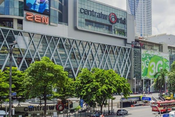 Kinh nghiệm đi Central World Bangkok