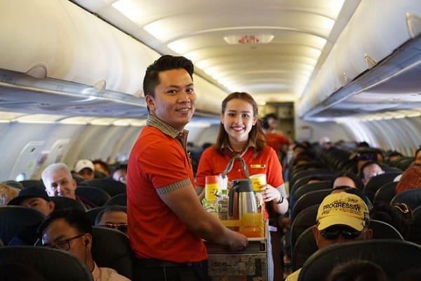 Hãng hàng không có đường bay từ Việt Nam đi Thái Lan