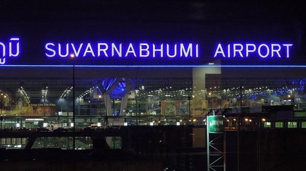 Sân bay tại Thái Lan ở đâu?