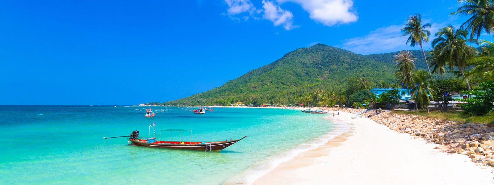 Những bãi biển đẹp ở Thái Lan