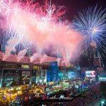 Đón Tết dương lịch ở Thái Lan, đón năm mới ở Bangkok tại Central World