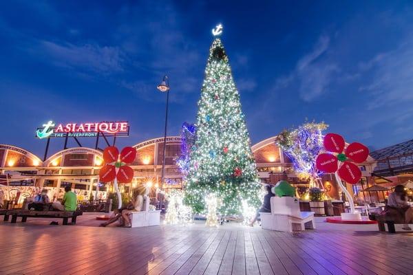 Du lịch Thái Lan tháng 12 nên đi đâu, Bangkok tháng 12