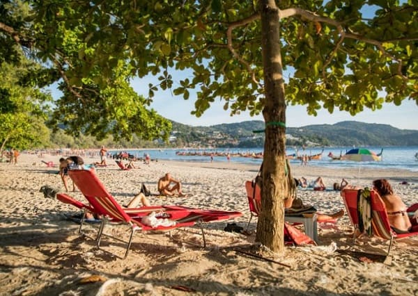 Du lịch Thái Lan tháng 12 có nên đi biển không? Biển Phuket tháng 12