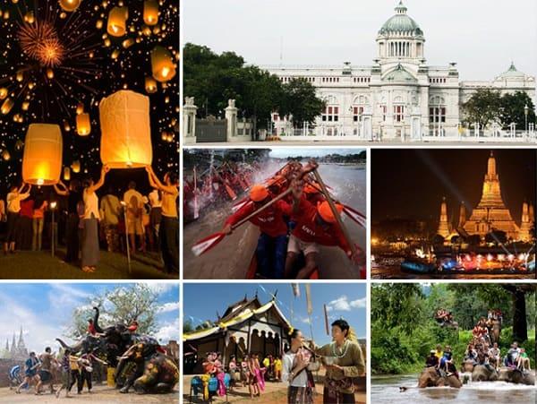 Thời tiết ở Thái Lan các tháng như thế nào?