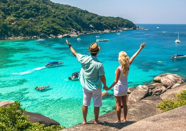 Đi tuần trăng mật ở Thái Lan nên đi đâu? Tới Phuket và đắm chìm trong bãi biển
