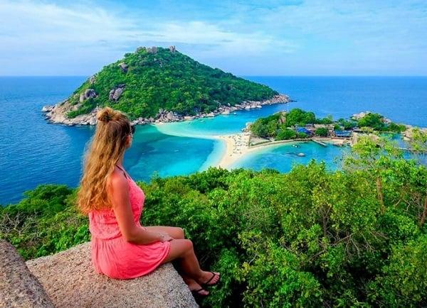 Địa điểm nghỉ tuần trăng mật ở Thái Lan, du lịch Koh Samui