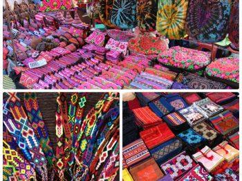 Du lịch Chiang nên mua gì? Các sản phẩm dệt may thủ công ở Chiang Mai