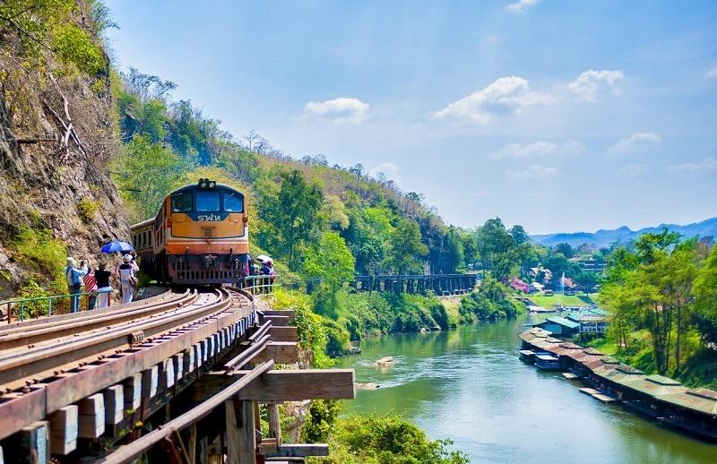 Top những thành phố du lịch đẹp nhất Thái Lan, Kanchanaburi