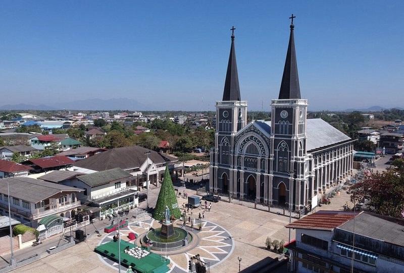 Những thành phố đẹp nhất Thái Lan, vùng nông thôn Chanthaburi