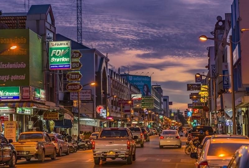 Thành phố du lịch của Thái Lan, Surat Thani