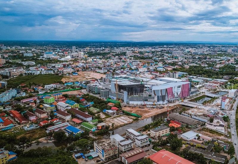 Nakhon Ratchasima, thành phố du lịch của Thái Lan đẹp, cổ kính