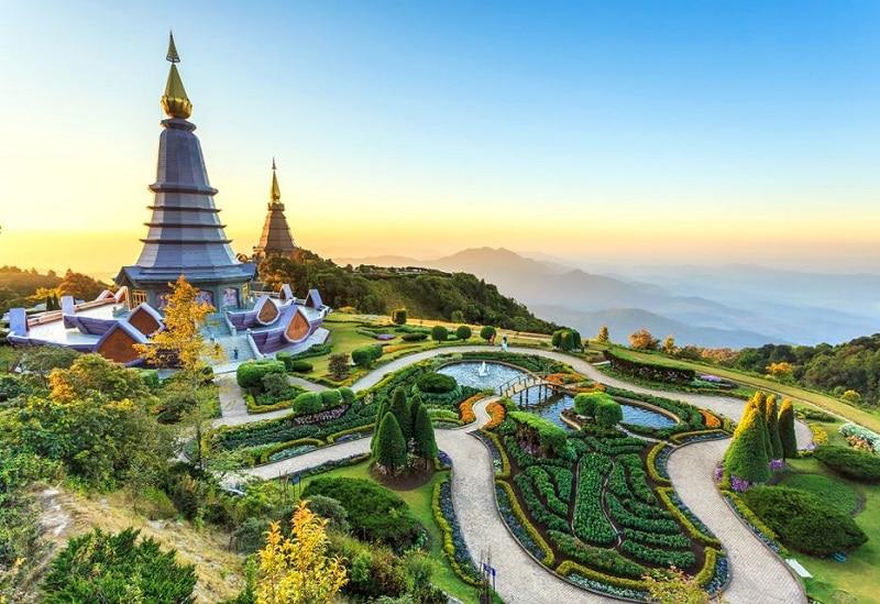 Thành phố du lịch của Thái Lan, thành phố Chiang Mai
