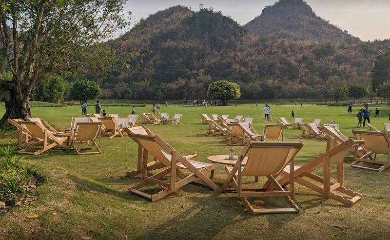 Top 5 quán cafe ở Kanchanaburi view đẹp. The Village Farm To Cafe'. Quán cafe dông khách ở Kanchanaburi