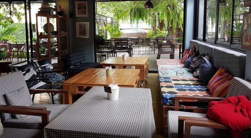 Top 5 quán cafe ở Kanchanaburi view đẹp. quán cafe ở Kanchanaburi check - in đẹp. 10 o'clock cafe
